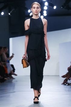 Proenza Schouler  Spring/Summer 2016 ready-to-wear collection  designed by Lazaro Hernandez and Jack McCollough