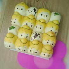 くまちぎりパン((コツ有り)) by ay11230rj [クックパッド] 簡単おいしいみんなのレシピが216万品