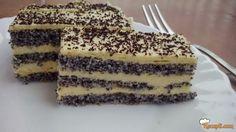 Dort Twilight s chutí cappuccina Pie Dessert, Dessert Recipes, Desserts, Mac, 20 Min, Sweet Cakes, Nutella, Tiramisu, Seeds