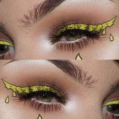 Slime Liner Slime Liner – Color Outside the Lines With These Graphic Eyeliner Looks – Photos Source by The post Slime Liner appeared first on Best Of Likes Share. Makeup Fx, Artist Makeup, Makeup Goals, Makeup Inspo, Makeup Cosmetics, Makeup Inspiration, Hair Makeup, Makeup Ideas, Alien Makeup