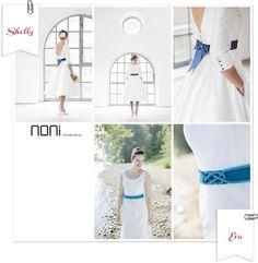Maritime Brautkleider von Noni