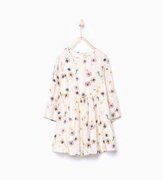 Flower Fever |  A tendência dos #padrões floridos #Zara