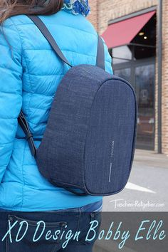 XD Design Bobby Elle, XD Design Bobby Elle Test, diebstahlsicherer rucksack damenD Design Bobby Test, Damen City Rucksack, Diebstah Bobby, City, Design, Hidden Compartments, Secret Compartment, Small Backpack, Shopping, Bags, Nice Asses
