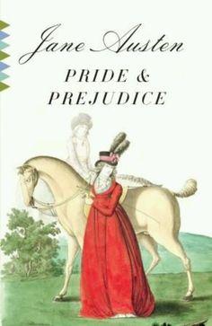 Pride & Prejudice...Jane Austen