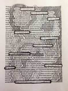 Found poetry Buddha doodle Altered Books Pages, Altered Book Art, Poetry Art, Writing Poetry, Poetry Quotes, Quotes Quotes, Erasure Poetry, Found Poem, Blackout Poetry