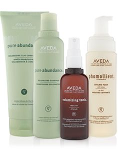 Love, love these Aveda products!!  Together, they have made my hair feel and look amazing!