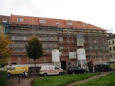 Das ehemalige #Kino @StadtLeipzig Eutritzsch. #Filme gibt es hier nicht wieder für die Öffentlichkeit zu sehen. Stattdessen nur noch in den Wohnzimmern der gut betuchten Eigentümern der 18 #Wohnungen da drin.  Aber immerhin gibt es dann ein verfallendes Gebäude weniger hier!