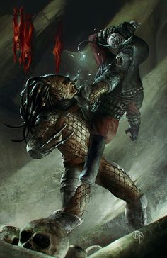Predator vs. Planet of the Apes