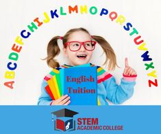 At Stem Academic College, we provide best English tutoring services across Cranbourne. We have the best English tutors who have years of experience and knowledge in the English language. Train your kids with us for their better tomorrow. English Tuition, Better English, School Programs, Tomorrow Will Be Better, Secondary School, English Language, Centre, Knowledge, College