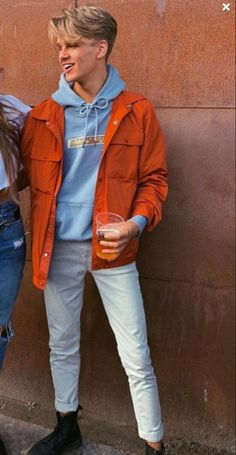 Aesthetic Fashion, Aesthetic Clothes, Aesthetic Boy, Crazy Outfits, Cool Outfits, Men Street, Street Wear, Mens Fashion, Fashion Outfits