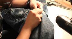 DIY: How to repair denim jeans