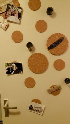 DIY; wc deur pimpen