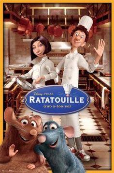 Remy is een hele byzondere rat: hij wil chef-kok worden. Via de riolen van Parijs komt hij in de keuken van een sterrenrestaurant terecht, waar Auguste Gusteau de scepter zwaait. Hoewel ratten natuurlijk niet in een keuken thuishoren, zet Remy de hele culinaire wereld op zijn kop. (gezien*****)