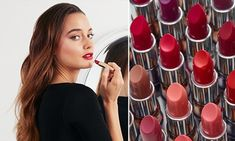 Find the Perfect Lipstick Shade for You! Lipstick Shades, Lipstick Colors, Lip Colors, The Undertones, Oriflame Cosmetics, Beauty Box, The One, Jelsa, Most Beautiful Pictures