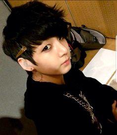 OHHH CUTE BOY!!😍 Jungkook~bts