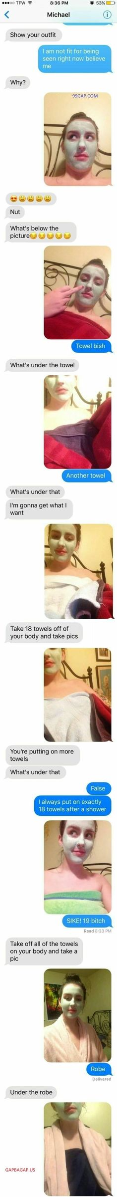 Hilarious Texts Collection About Man vs. Woman