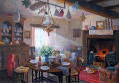 Storeroom Levkonoi -  Stephen Darbishire. Sunday Breakfast