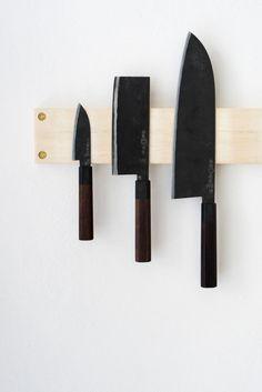 Takeda Hamono Japanese Knife Set