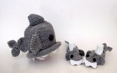 Crochet Baby Shark slippers and hat,Gray baby booties,newborn crochet boy slippers,animal,Crochet Baby Booties-for Baby or Toddler via Etsy