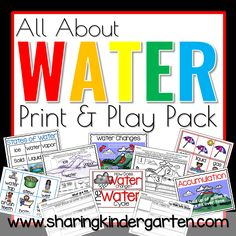 All About Water Prin