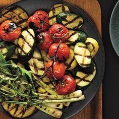 Grilled Mediterranean Vegetables Recipe