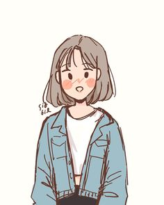 Arte Do Kawaii, Kawaii Art, Cartoon Art Styles, Cute Art Styles, Arte Indie, Arte Sketchbook, Dibujos Cute, Korean Art, Cute Cartoon Wallpapers