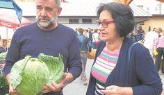 Handel się kręci - bogata oferta na bazarze w Busku-Zdroju
