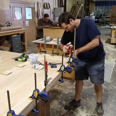 Getting it done this morning at Custom Living Quarters! What are you going to make today? These white oak partitions are going to look sharp- Can't wait to see them with finish on! Buy Local, Blue Ridge Mountains, Custom Woodworking, Custom Cabinets, White Oak, Asheville, Getting Things Done, New Construction, That Look