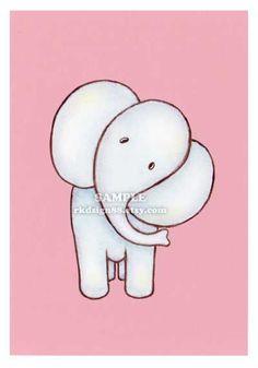 Baby elephant nursery wall art jungle animals for boys room children decor My… Baby Elephant Nursery, Baby Boy Nursery Decor, Cute Elephant, Nursery Wall Art, Baby Room, Nursery Ideas, Room Ideas, Elephant Facts, Nursery Paintings