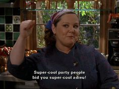 """When she was super cool. 