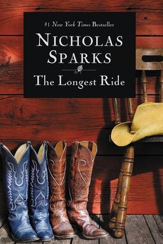 The Longest Ride, Nicholas Sparks | 21 Books To Read Before They Hit The Big Screen In 2015 This and others on the list
