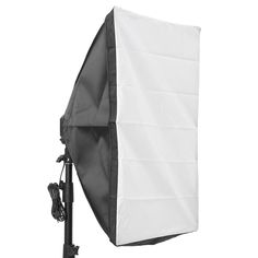 Photo Video Studio Lighting 50x70cm Softbox Light  4 Socket E27 Lamp Holder Kit