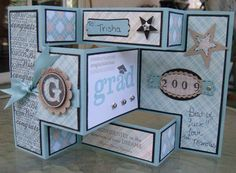 Grad_Card_027_by_Arlene_Mantle by Arlene Mantle - Cards and Paper Crafts at Splitcoaststampers