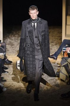 Male Fashion Trends: Ermenegildo Zegna Fall/Winter 2016/17 - Milán Fashion Week