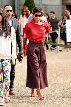 Дина Абдулазиз. Эта  модница — Дина Абдулазис, жена наследного принца Саудовской Аравии!