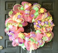 easter wreath