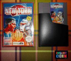 JUEGO NINTENDO NES ACTION IN NEW YORK PAL B NES in Consolas y Videojuegos, Videojuegos | eBay