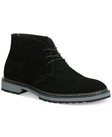 Calvin Klein Agdin Suede Boots