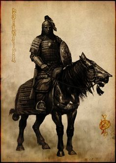 Mongol Knight 54