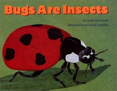 Bugs Are Insects (Let's-Read-and-Find-Out Science 1) by Anne Rockwell,http://www.amazon.com/dp/0064452034/ref=cm_sw_r_pi_dp_xdLytb1WSXM7F69C