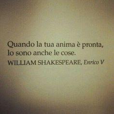 Shakespeare Citazioni