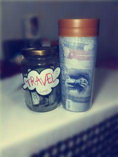 saving for travel..hihi