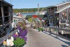 Bar Harbor Maine2 8x10 by bjtrotter on Etsy