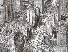 NYC Avenue on Behance