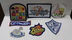woven patches and woven labels