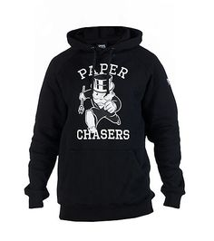 CROOKS AND CASTLES Pullover hoodie Drawstring on hood MONOPOLY brand logo on front Single kangaroo pocket on front Crooks And Castles, Big Girl Quotes, Monopoly Man, Cool Watches, Black Hoodie, Shirt Designs, Chicano Tattoos, Menswear, Hoodies