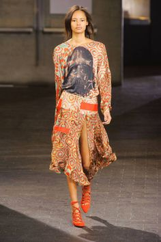 LFW has begun and we've got the best runway looks covered. Click for more!