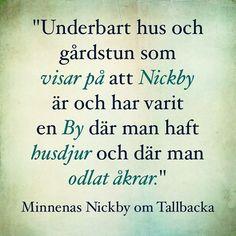 #muistojennikkilä #poimintakyselystä #plockfrånenkäten #nikkilä #nickby #sipoo #sibbo #tallbacka
