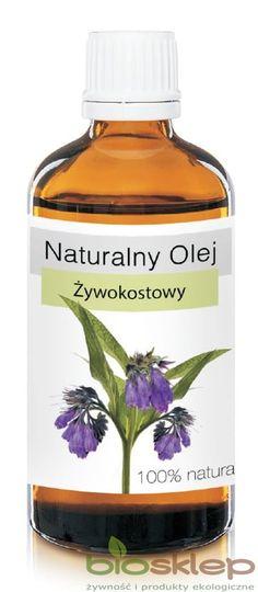 Olej Żywokostowy 100 ml PijNoni Honest Tea, The 100, Bottle, Healthy, Food, Fitness, Flask, Essen, Meals