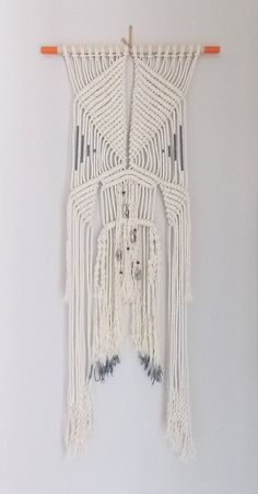 20 Woven Wall Hangings to Inspire, Buy or DIY